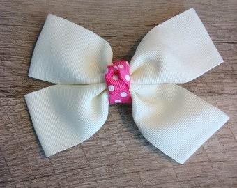 canvas bow