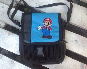 NINTENDO DS MARIO Game Bag,Purse,Backpack,Carry all