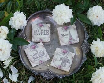 DIY Craft Kit: Magnets on Natural Stone