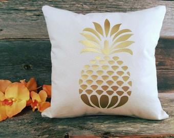 Pineapple Pillow   Pineapple Decor   Pineapple Decorations   Pineapple Pillows   Pineapple Cushions   Pineapple Print Pillow   Pineapples