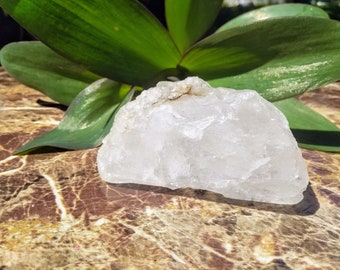 Large Clear Quartz Chunk