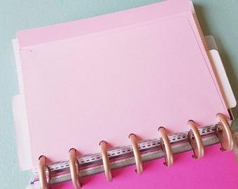 Cash Envelope Budget System - Cardstock for Happy Planner