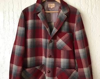 1940s Vintage Chippewa Fortie Niner Jacket