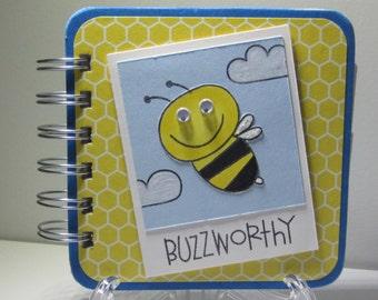 Buzzworthy Password Book
