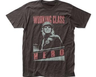 John Lennon - Working Class Hero Black T-Shirt (JL10)