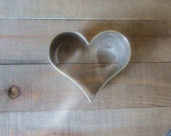Heart Cookie Cutter , Valentines Day Cookie Cutters