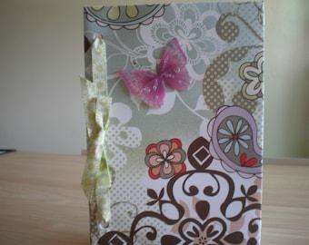 Journal - Butterfly