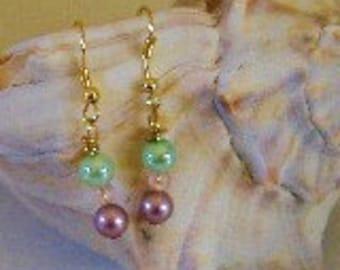 Petit Pearls Earrings