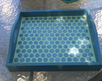 Tiled Tea Tray