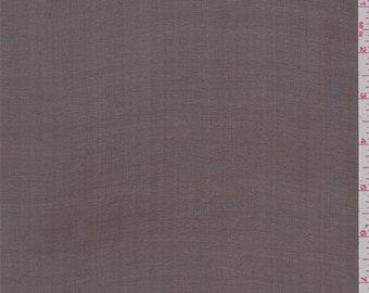 Espresso Brown Silk Chiffon, Fabric By The Yard