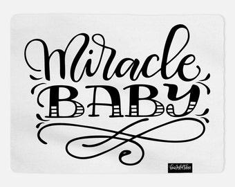 Swaddle - Miracle baby baby swaddle - Organic cotton & fleece baby swaddle