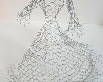 Wedding dress or Princess soft wire
