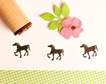 Horse Rubber Stamp