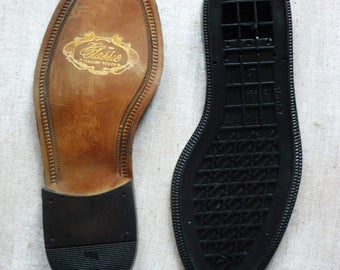 The sole is men's. TR . Quality EU standard