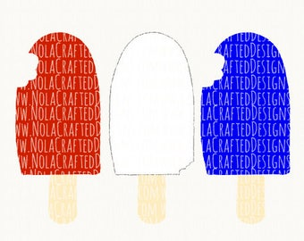 Fourth of July Svg - 4th of July Svg - Popsicles Svg Cut File - Boy 4th of July Svg Cut File - Commercial Use -  Cutting File