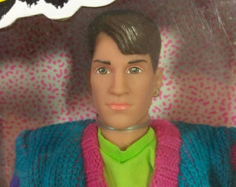 New Kids on the Block Jonathan doll by Hasbro
