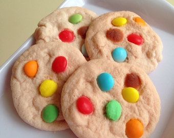 Cookie Soaps (with soapy choc buttons)