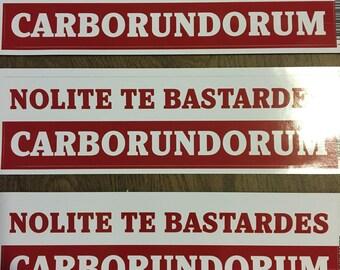Handmaid's Tale Bumper Sticker