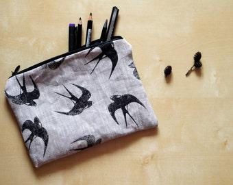 Small purse 'Bird'
