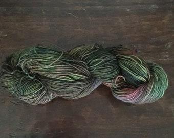 75/25 sw merino/nylon sock yarn, hand dyed sock yarn, hand dyed sock yarn, kettle dyed sock yarn