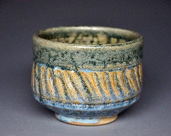Small Ceramic Bowl Stoneware Pottery A