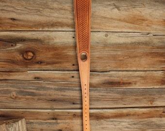 Gun Rifle Sling Leather & Wool