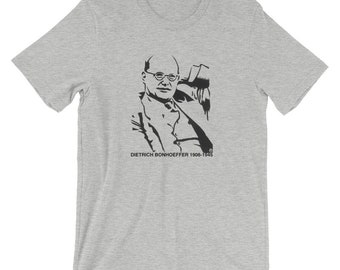 Bonhoeffer Short-Sleeve Unisex T-Shirt