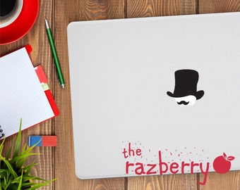 Mr Watson Macbook Decal Macbook Sticker Sherlock Holmes Macbook Decal Sticker Macbook Pro Macbook Air Laptop Sticker Detective Decal