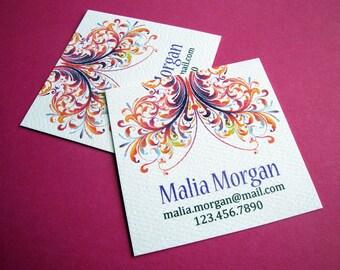 Custom Business Cards, Business Cards - Set of 48
