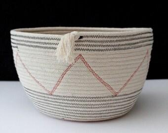 Artisan Rope Bowl - Earth
