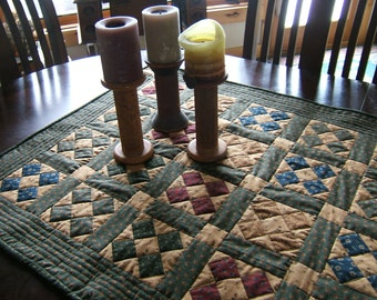 A Charming Country Table Runner or Wall Hanging (Item # 119)