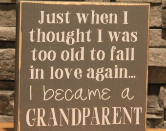 Too Old To Love Again