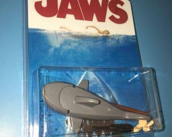 JAWS Shark Horror Custom Packaged Original Movie Minifigure