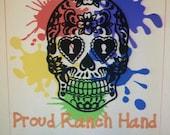 """Color Me Dead """"Ranch..."""