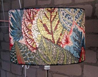 Lampenschirm Blattwerk