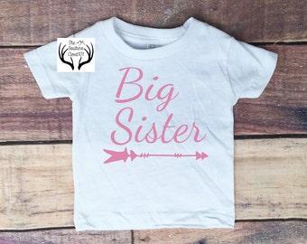 Big Sister Shirt,Big Sister,Shirt,tshirt,Kids Shirts,Childerns Tshirt