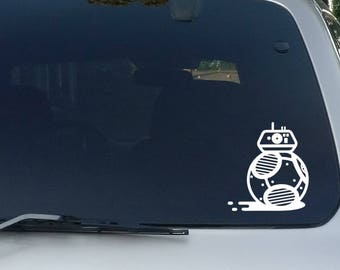 BB-9E (Version 1) Decal