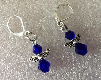 ApoloAngels earrings, Guardian Angels, Hope Angels.