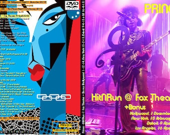 HitNRun @ Fox Theatre (Detroit, 9 April 2015) + Bonus (DVD-Video)