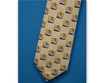 Vintage LANCEL necktie