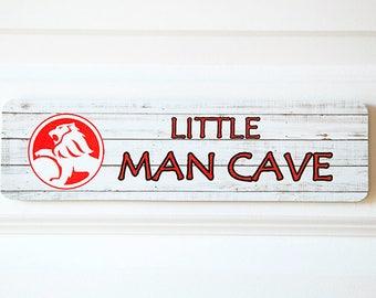 30x8cm Holden Man Cave Customised Personalised Bedroom Nursery Door Sign