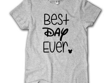 Best Day Ever shirt, Tangled shirt, Rapunzel shirt, Disney World tshirt, Disney trip shirt, Disney T-shirt, Disney Shirt