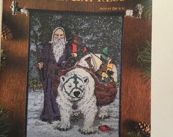 Enchanted Santas: Polar Express