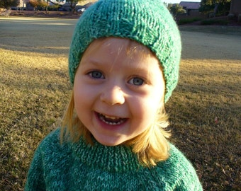 baby hat -  size 12 - 24 months