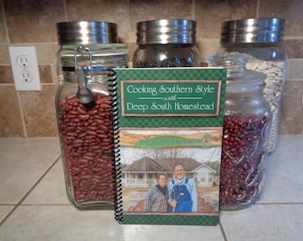 Cooking Southern Style with Deep South Homestead