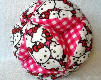 Hello Kitty facile-Catch bébé/enfant en bas âge d'embrayage Ball - cadeau de Shower de bébé