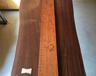 Cherry Growth Chart Ruler