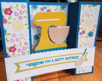Cute stand-up cards