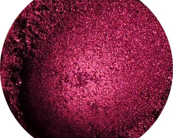 Berry Violet Pigment Vegan Loose Or Pressed  -  Morella