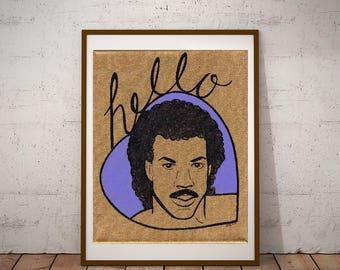 Lionel print
